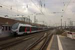 dusseldorf-hauptbahnhof/533555/nachschuss-auf-den-abellio-triebwagen-1429-018 Nachschuss auf den Abellio-Triebwagen 1429 018, der als zweiter Zugteil des RE19 nur bis Wesel fährt.