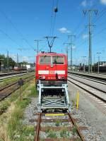 singen-hohentwiel/284977/abgestellt-aber-noch-lange-kein-altes Abgestellt aber noch lange kein altes Eisen: 181 214 in Singen.