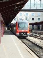 br-440-lirex/285002/440-029-steht-am-3813-als 440 029 steht am 3.8.13 als RE nach München in Ulm.