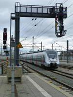 Abellio/598243/abrm-9442-312-als-rb-20 ABRM 9442 312 als RB 20 nach Eisenach, 2.2.18.