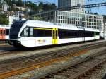 stgallen/283662/rabe-526-741-der-thurbo-ist RABe 526 741 der Thurbo ist am 23.7.13 im Bahnhof St.Gallen abgestellt.